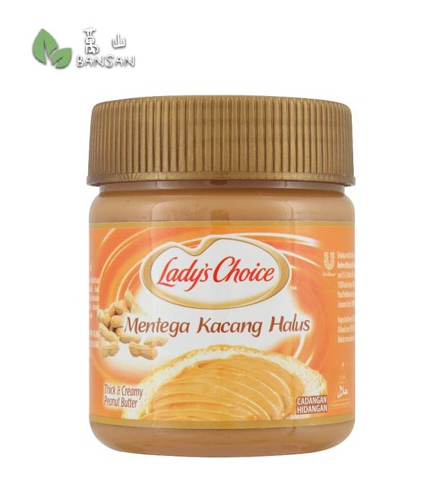 Penang Grocery Store Online Next Day Delivery is Offering Lady's Choice Thick & Creamy Peanut Butter
