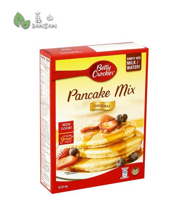 Penang Grocery Store Online Next Day Delivery is Offering Betty Crocker Original Pancake Mix [430g]