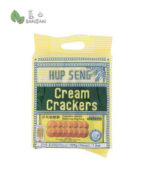 Hup Seng Cream Crackers - Bansan Penang