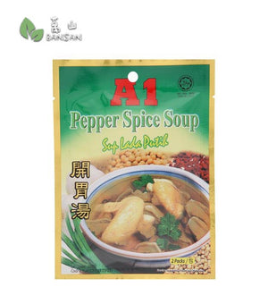Penang Grocery Store Online Next Day Delivery is Offering A1 Pepper Spice Soup 2 Packs [40g]