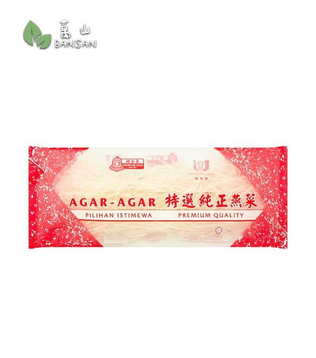 Penang Grocery Store Online Next Day Delivery is Offering Cheong Kim Chuan Premium Quality Agar-Agar Strips [50g]