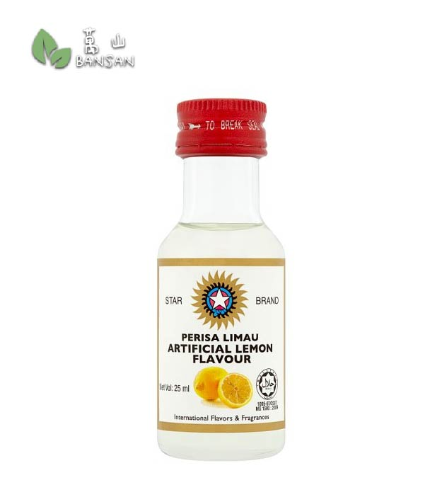 Penang Grocery Store Online Next Day Delivery is Offering Star Brand Artificial Lemon Flavour [25ml]