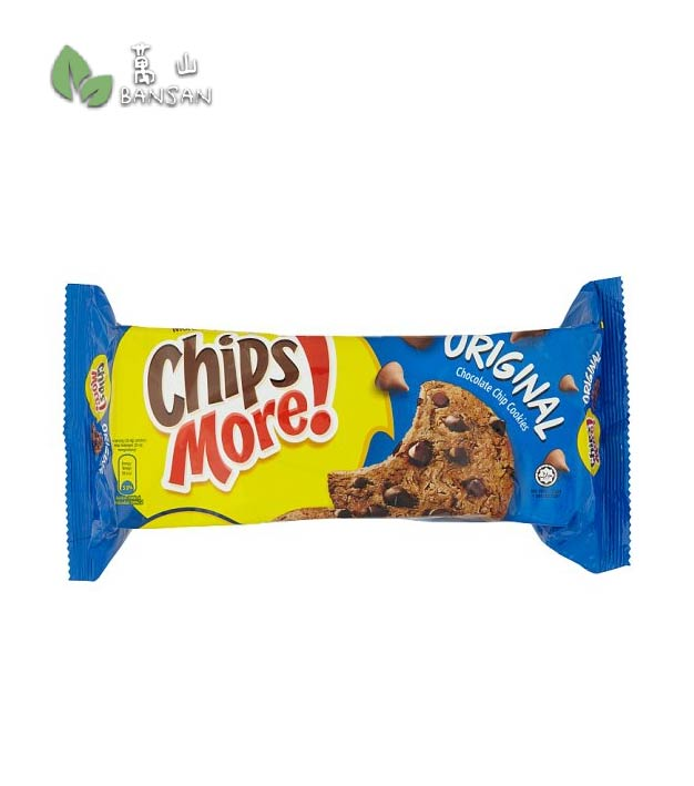 Chips More Original Chocolate Chip Cookies [163.2g] - Bansan Penang