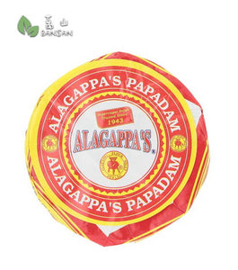 Penang Grocery Store Online Next Day Delivery is Offering Alagappa's Papadam [120g]