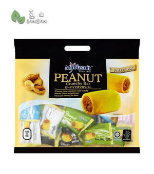 Penang Grocery Store Online Next Day Delivery is Offering MyBizcuit Peanut Crunchy Bar [300g]