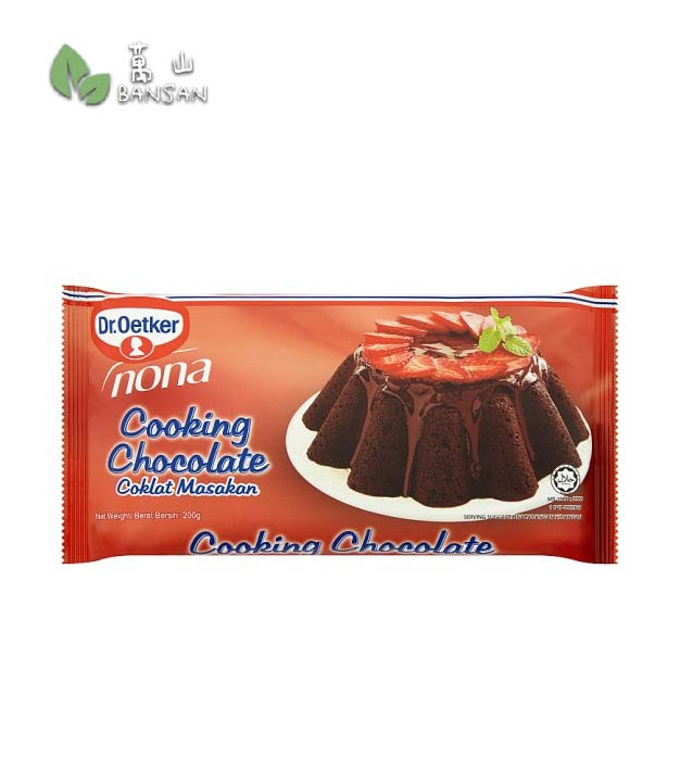 Penang Grocery Store Online Next Day Delivery is Offering Dr. Oetker Nona Cooking Chocolate [200g]