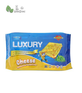Penang Grocery Store Online Next Day Delivery is Offering Hwa Tai Luxury Cheese Cream Vegetable Cracker [13pcs x 20g]