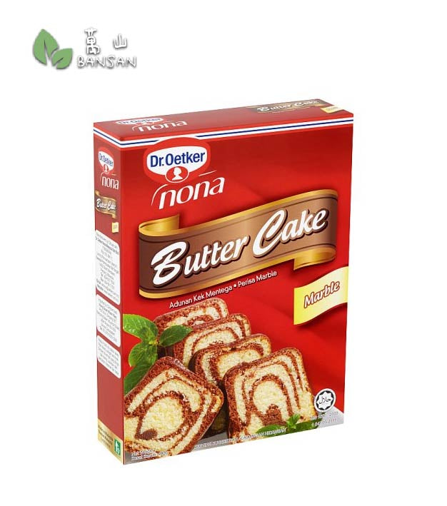 Penang Grocery Store Online Next Day Delivery is Offering Dr. Oetker Nona Marble Butter Cake Mix [400g]