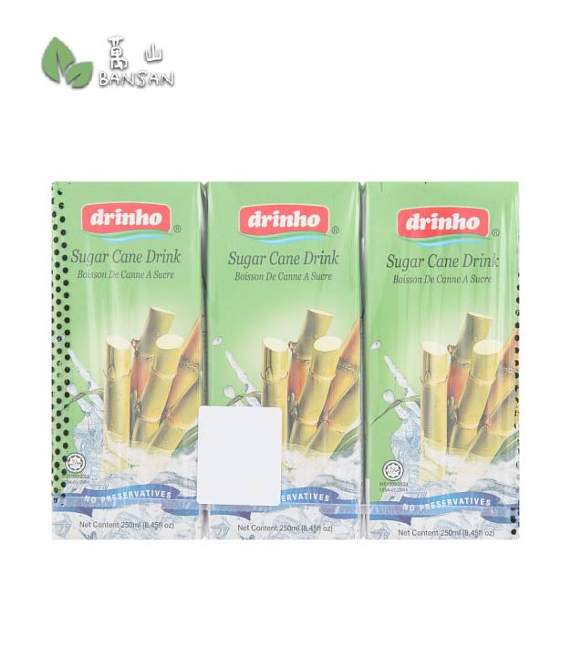 Penang Grocery Store Online Next Day Delivery is Offering Drinho Sugar Cane Drink [6 x 250ml]