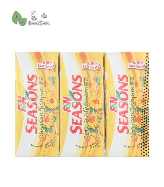 Penang Grocery Store Online Next Day Delivery is Offering F&N Seasons Chrysanthemum [6 x 250ml]