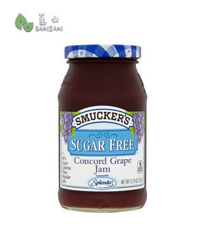 Penang Grocery Store Online Next Day Delivery is Offering Smucker's Sugar Free Concord Grape Jam [361g]