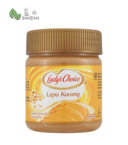 Penang Grocery Store Online Next Day Delivery is Offering Lady's Choice Peanut Spread [160g]