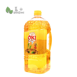 Penang Grocery Store Online Next Day Delivery is Offering OKI 100% Corn Oil 玉米油 (2 kg)