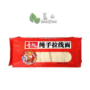 Penang Grocery Store Online Next Day Delivery is Offering Pure hand-pulled noodle 纯手拉线面 (215g)
