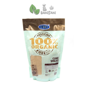 Penang Grocery Store Online Next Day Delivery is Offering CED Organic Cane Sugar (±500g)