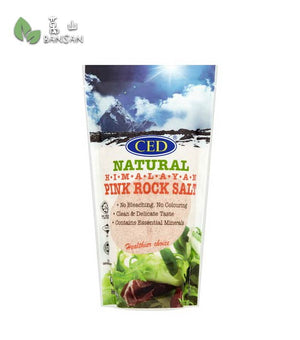 Penang Grocery Store Online Next Day Delivery is Offering CED Natural Himalayan Pink Rock Salt (±500g)