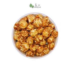 Penang Grocery Store Online Next Day Delivery is Offering Homemade Golden Caramel Pop Corn 黄金焦糖爆米花 (100 g)
