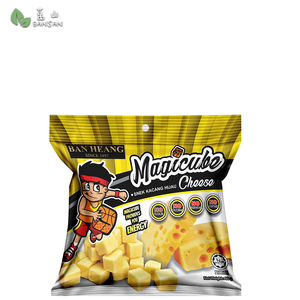 Penang Grocery Store Online Next Day Delivery is Offering Ban Heang Magicube - Cheese (50g)