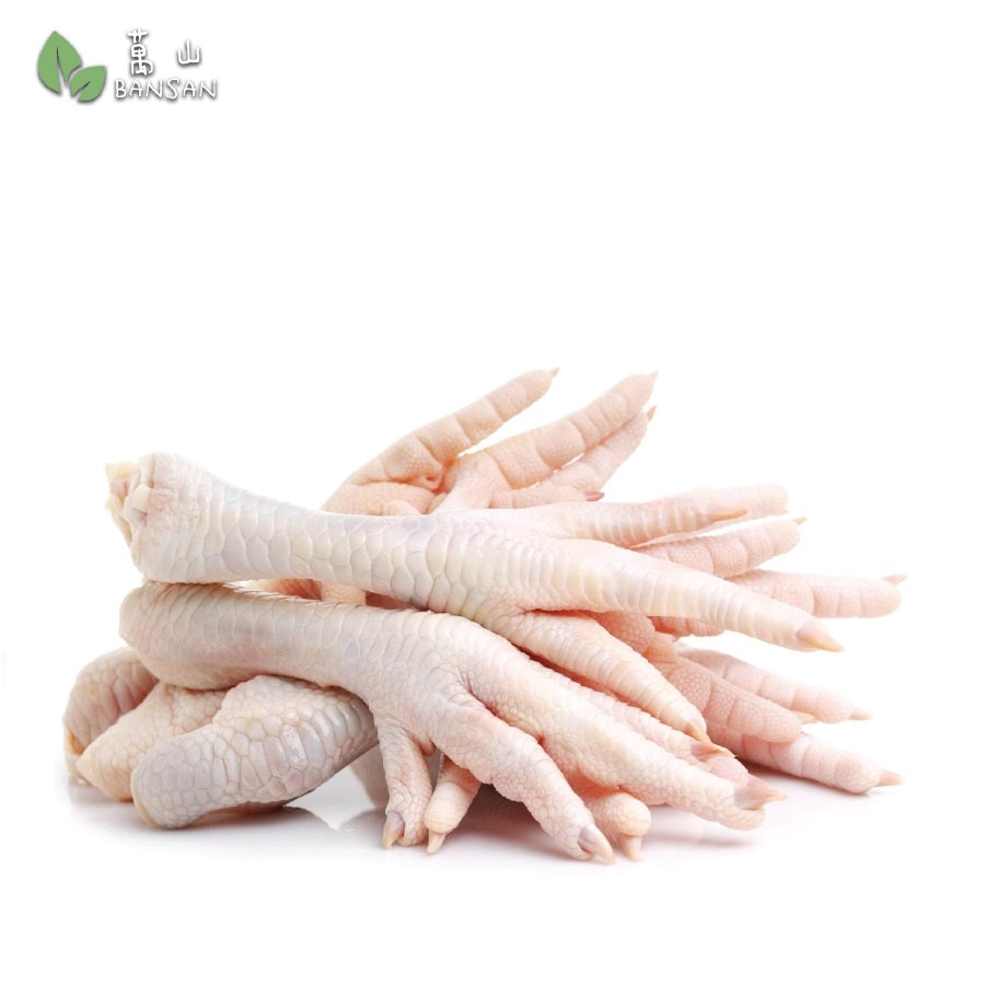 Fresh Chicken Feet 新鲜鸡脚 (+/-500g) - Bansan Penang