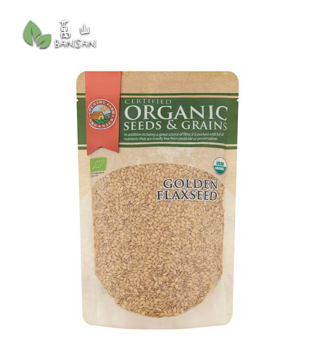 Penang Grocery Store Online Next Day Delivery is Offering Country Farm Organics Golden Flaxseed [250g]