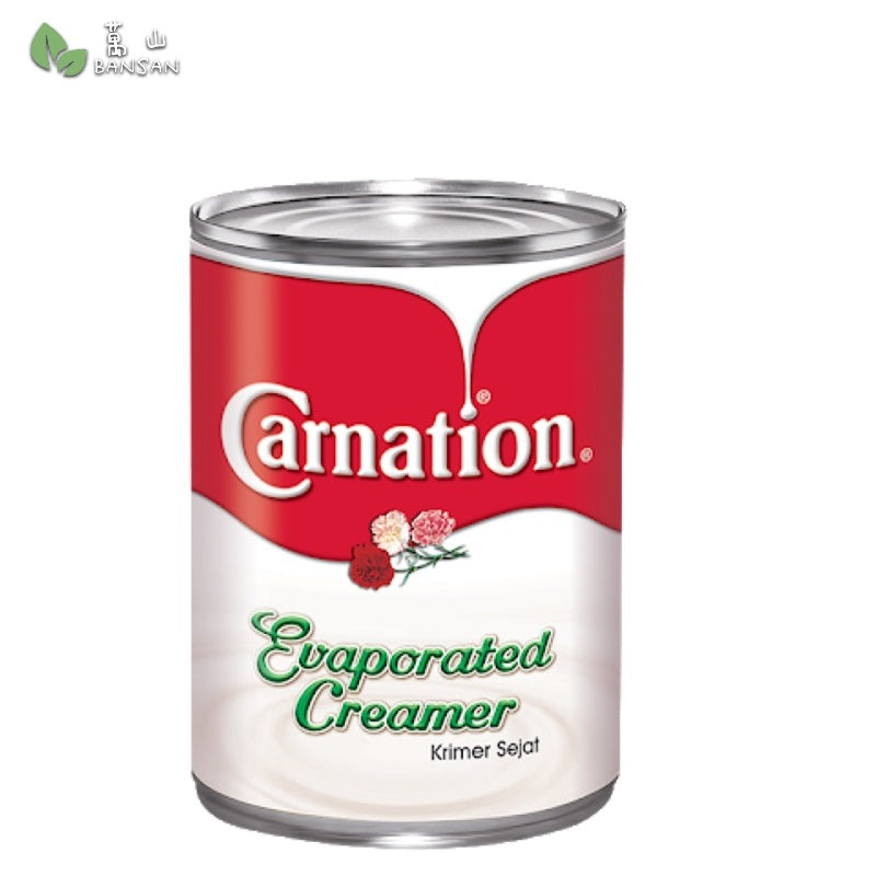 Carnation Evaporated Creamer 淡奶精 (400g) - Bansan Penang