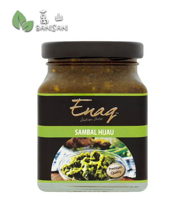 Penang Grocery Store Online Next Day Delivery is Offering Enaq Sambal Hijau [200g]