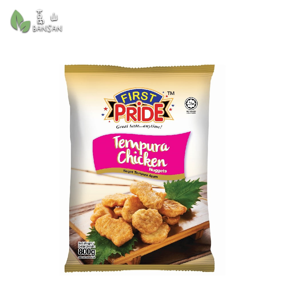 Penang Grocery Store Online Next Day Delivery is Offering First Pride Crispy Chicken Nuggets (800g)