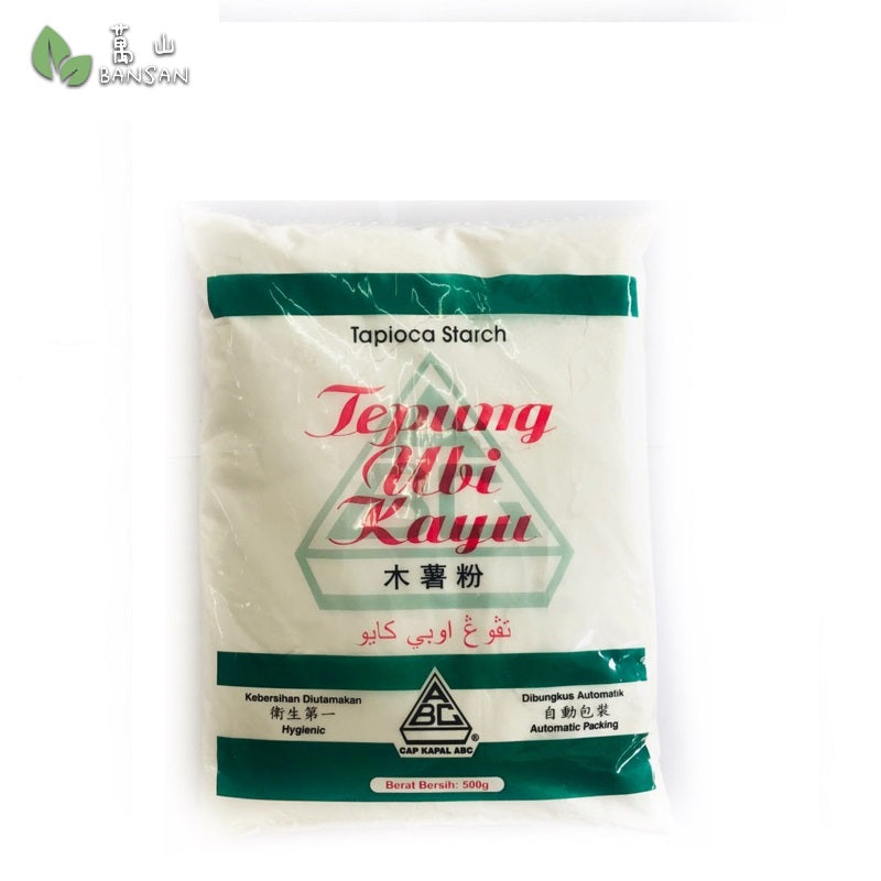 Penang Grocery Store Online Next Day Delivery is Offering Cap Kapal ABC Tapioca Starch (500g)