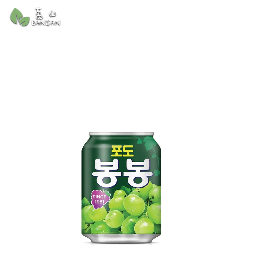 Penang Grocery Store Online Next Day Delivery is Offering Haitai Grape Bongbong (238ml)