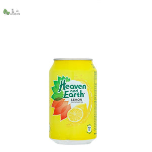 Heaven and Earth Lemon Ice Lemon Tea (1 can) (315ml) - Bansan Penang