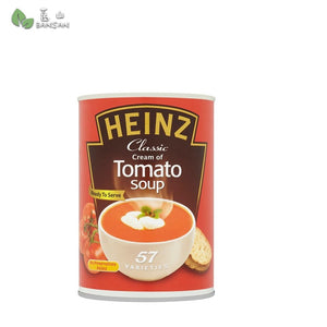 Penang Grocery Store Online Next Day Delivery is Offering HEINZ Tomato Soup 番茄汤 (400g)