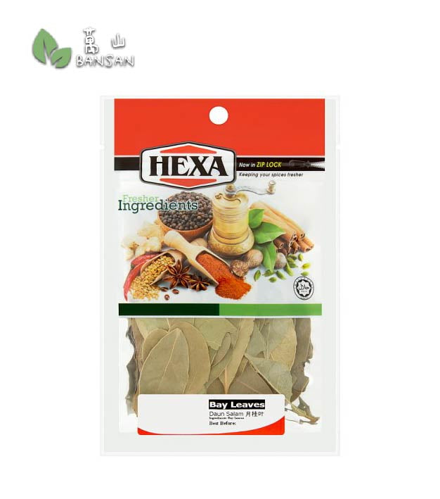 Penang Grocery Store Online Next Day Delivery is Offering Hexa Bay Leaves [10g]