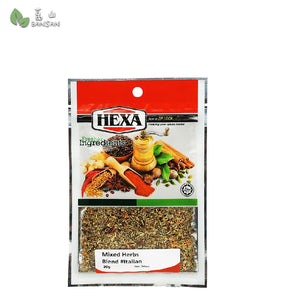 Penang Grocery Store Online Next Day Delivery is Offering Hexa Mixed Herbs (20g)