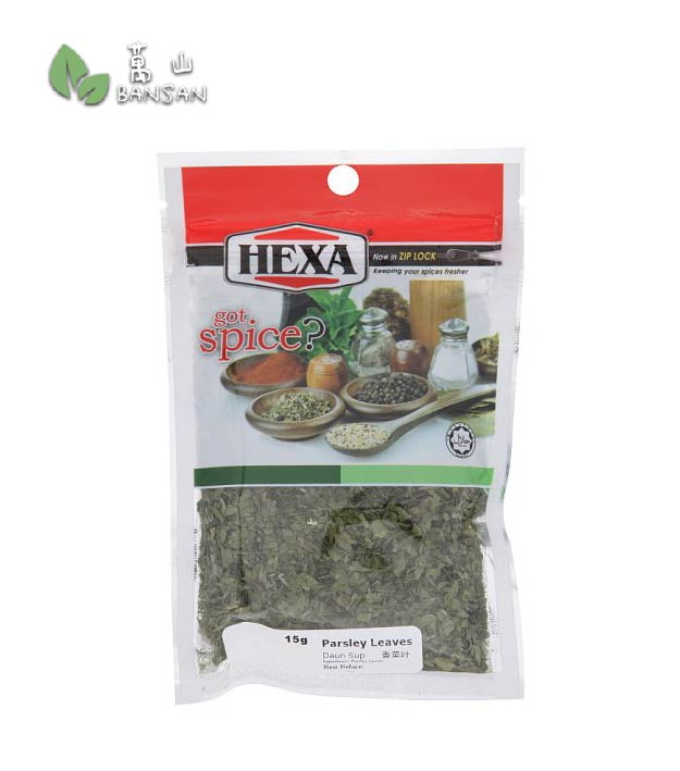 Penang Grocery Store Online Next Day Delivery is Offering Hexa Parsley Leaves [15g]