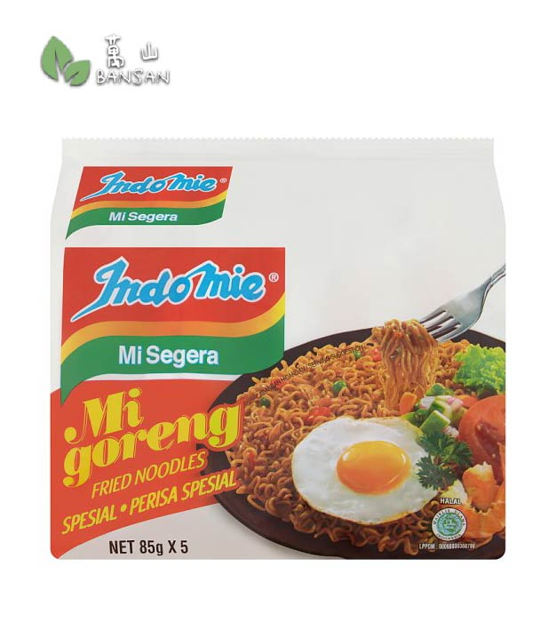 Penang Grocery Store Online Next Day Delivery is Offering Indomie Special Fried Noodles [5 Packets x 85g]