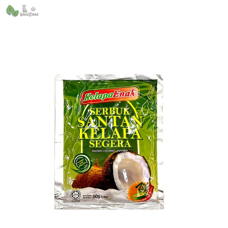 Penang Grocery Store Online Next Day Delivery is Offering Kelapa Enak Instant Coconut Powder (50g)