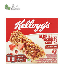 Penang Grocery Store Online Next Day Delivery is Offering Kellogg's Berries with Yoghurty Coating Cereal Bar
