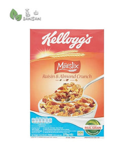 Penang Grocery Store Online Next Day Delivery is Offering Kellogg's Mueslix Raisin & Almond Crunch
