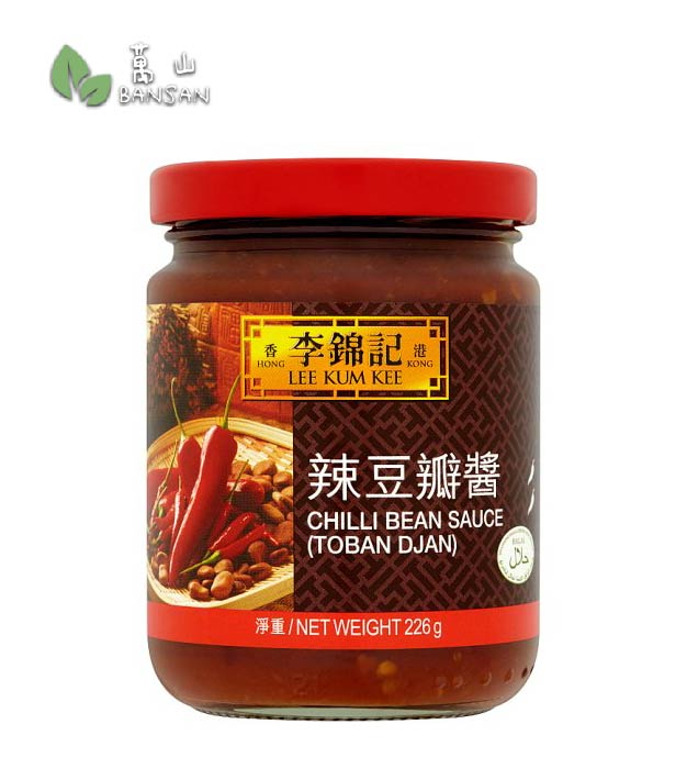 Penang Grocery Store Online Next Day Delivery is Offering Lee Kum Kee Chilli Bean Sauce (Toban Djan) 226g