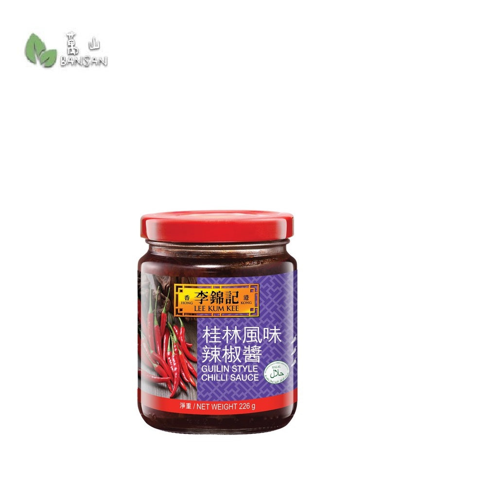 Lee Kum Kee Guilin Style Chilli Sauce (226g)