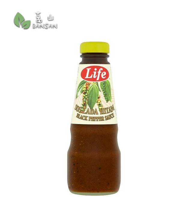 Penang Grocery Store Online Next Day Delivery is Offering Life Black Pepper Sauce