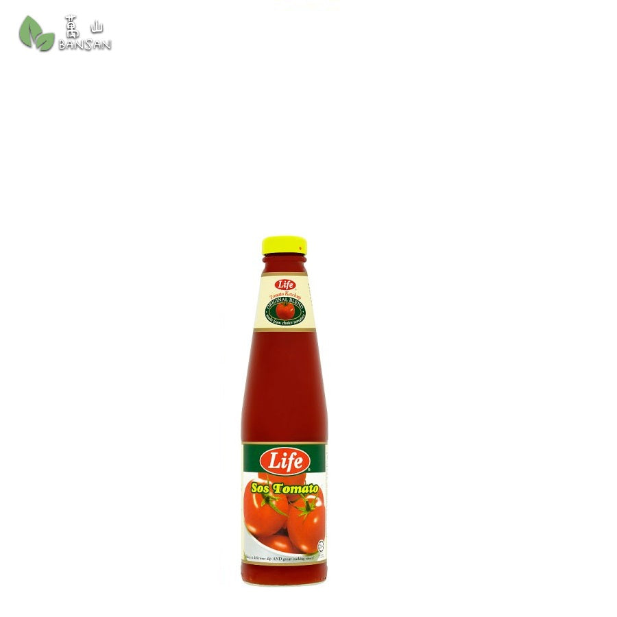 Penang Grocery Store Online Next Day Delivery is Offering Life Tomato Sauce (485g)