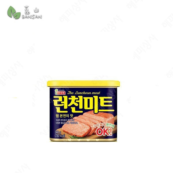 Penang Grocery Store Online Next Day Delivery is Offering Lotte Foods Luncheon Meat 韩国乐天午餐肉 (340g)