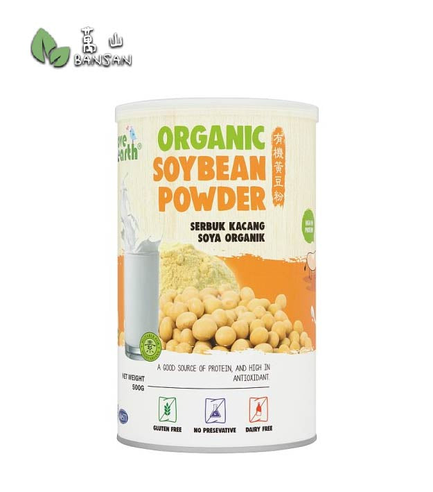 Penang Grocery Store Online Next Day Delivery is Offering Love Earth Organic Soybean Powder [500g]