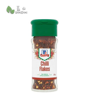 Penang Grocery Store Online Next Day Delivery is Offering McCormick Chilli Flakes [23g]