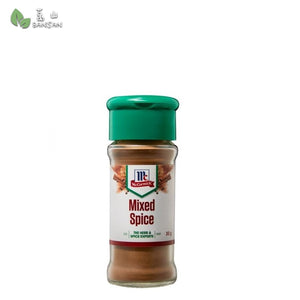 Penang Grocery Store Online Next Day Delivery is Offering McCormick Mixed Spice (30g)