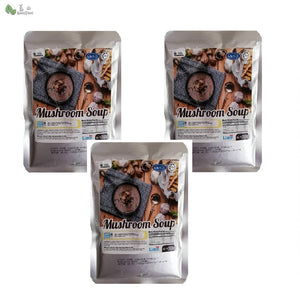 Penang Grocery Store Online Next Day Delivery is Offering Lioco Food Mushroom Soup 即煮蘑菇汤 (3 packs x 200g)