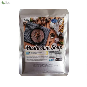 Penang Grocery Store Online Next Day Delivery is Offering Lioco Food Mushroom Soup 即煮蘑菇汤 (200g)