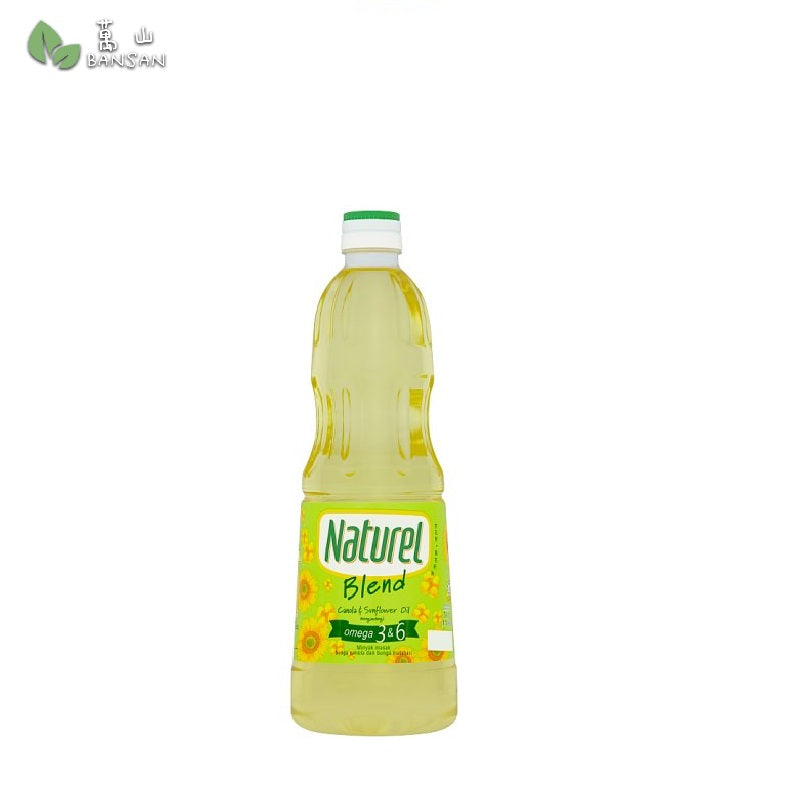 Penang Grocery Store Online Next Day Delivery is Offering Naturel Canola & Sunflower Oil 芥花向日葵食油 (1kg)