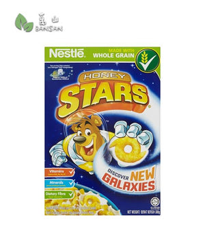 Nestlé Honey Stars Honey-Coated Wheat And Corn Puff Breakfast Cereal - Bansan Penang